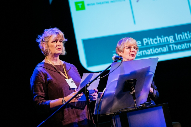 ITX 2019: ITI Co-Directors Jane Daly and Siobhán Bourke