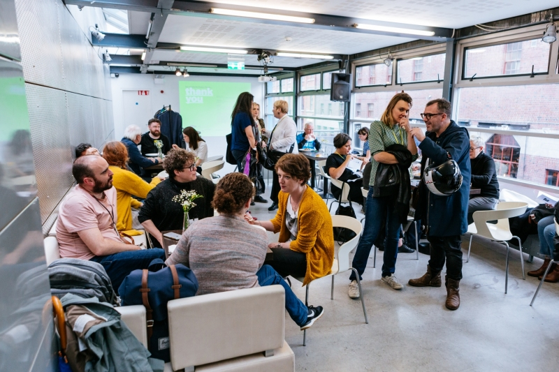 ITX 2019: International Networking lunch